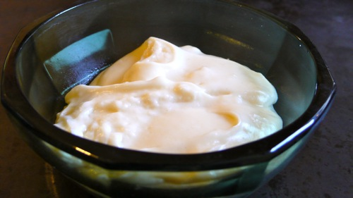 homemade bechamel