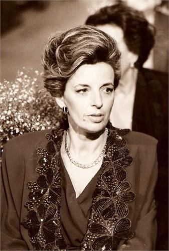my beloved aunt Ida