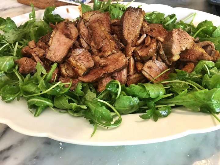 easy duck breast recipe orange marinade