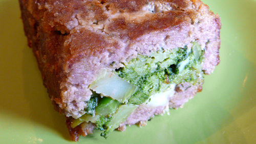 broccoli meatloaf