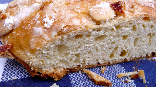 Colomba, the heavenly Easter sweet bread from Italy