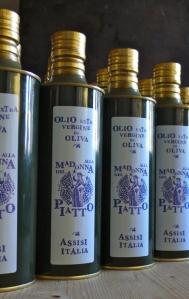 alla madonna del piatto oil