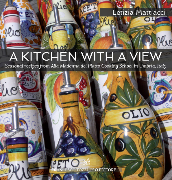 Alla Madonna del Piatto Cookbook