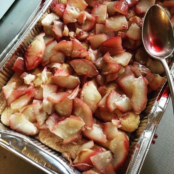 how to make tiramisu with pears