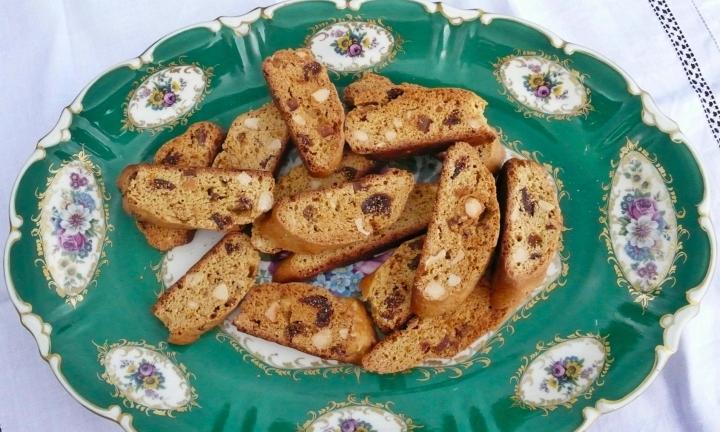 recipe for italian fig almond orange biscotti