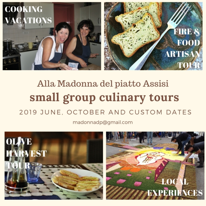 CULINARY AND ARTISAN TOURS IN UMBRIA ITALY