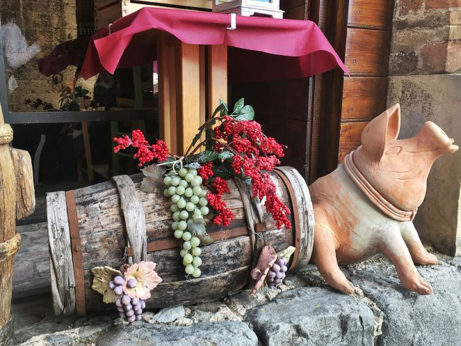 Christmas traditions in Umbria Italy