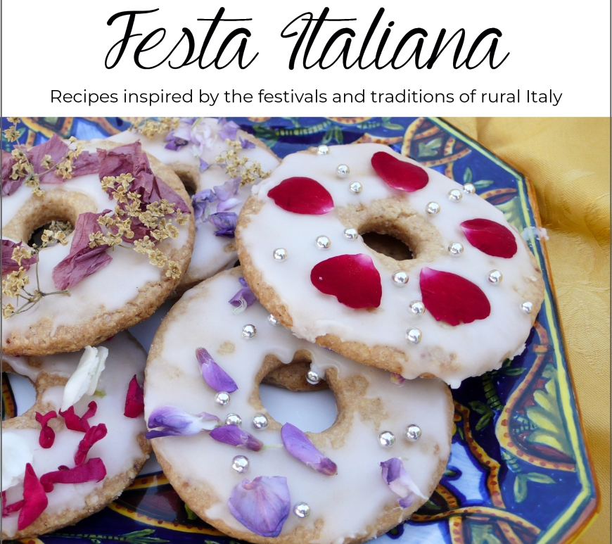 Festa Italiana Cookbook by Letizia Mattiacci